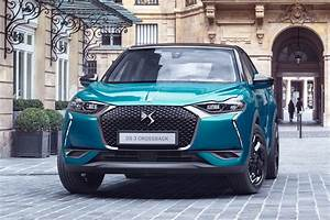 Ds 3 Crossback : new 2019 ds 3 crossback uncovered at paris auto express ~ Medecine-chirurgie-esthetiques.com Avis de Voitures