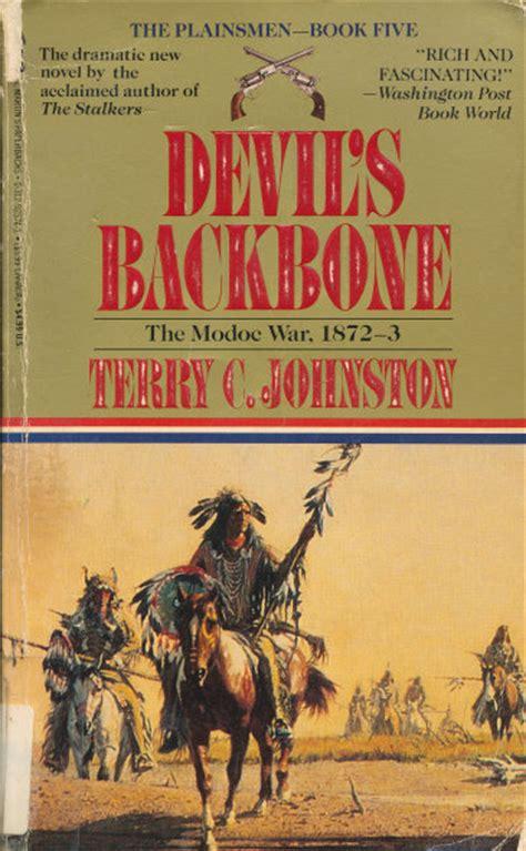 devils backbone  terry  johnston fictiondb