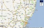 google 澳洲地圖