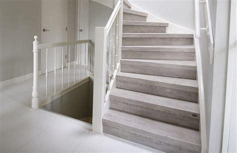 renovatie van trap trap renoveren traprenovatie upstairs