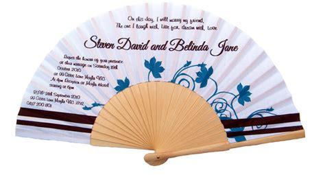 custom printed fans for weddings wedding programs wedding program fans fanprinter com