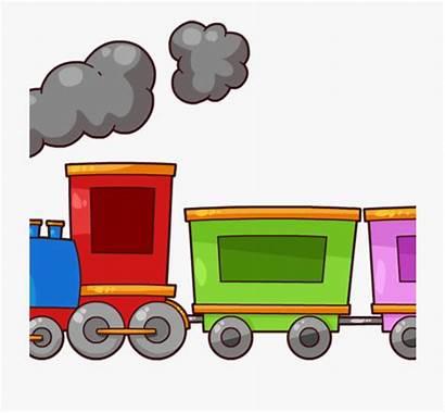 Train Clipart Clip Cartoon Transparent Cliparts Commercial