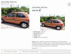 Annonce Voiture : annonce voiture photo de voiture et automobile ~ Gottalentnigeria.com Avis de Voitures