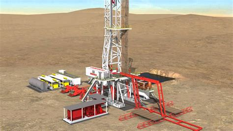 chambre r rig 1500hp land rig