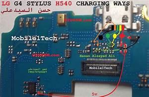 Lg G4 Stylus H540 Usb Charging Problem Solution Jumper