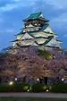 Osaka Castle is a Japanese castle in Chūō-ku, Osaka, Japan ...