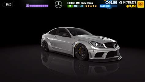 mercedes benz lb   amg black series csr racing wiki