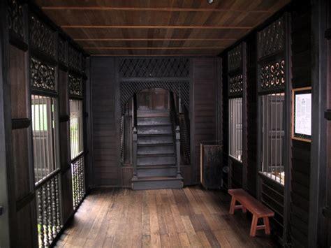 rumah penghulu malay house kuala lumpur asia  visitors
