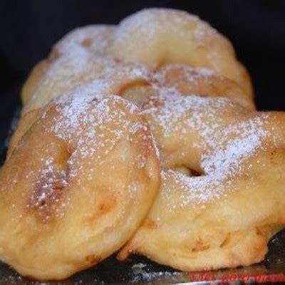 recette beignets de pommes facile  rapide