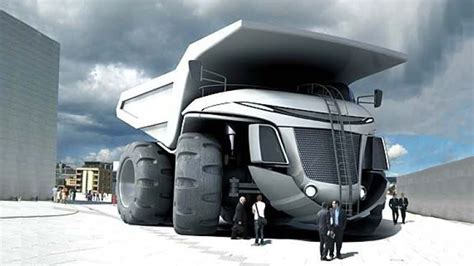 7 future trucks buses you must see 2018 youtube