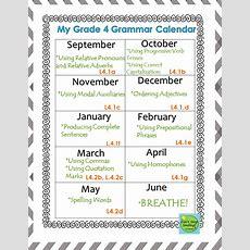 4th Grade Grammar Common Core  Grammar Lessons