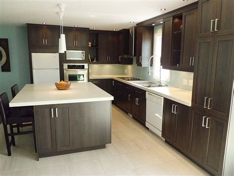 peinturer un comptoir de cuisine cuisine comptoir de cuisine stratifié sur mesure