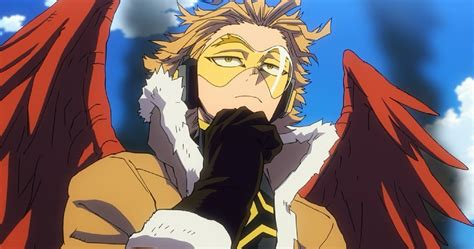 My Hero Academia 10 Things You Didnt Know About Hawks