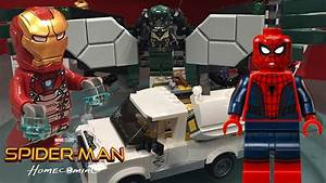 LEGO Spider Man Homecoming Beware the Vulture Set Pictures ...