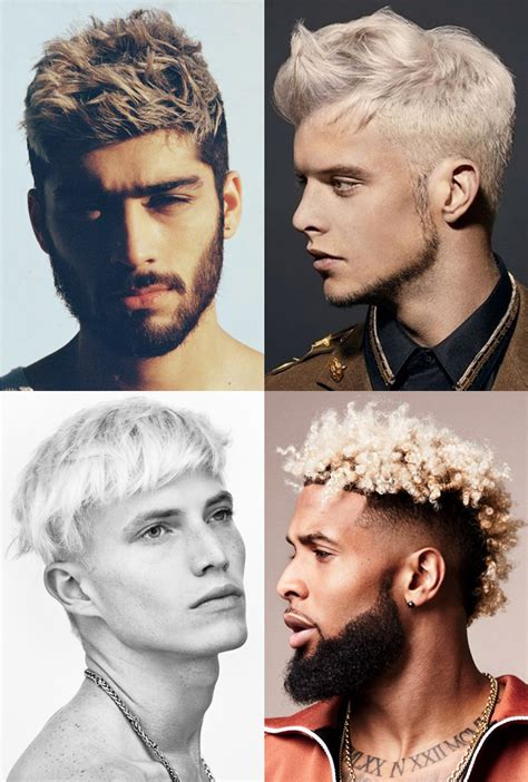 biggest mens hair trends   fashionbeans
