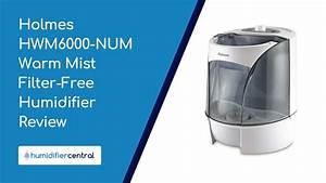 Holmes Filter Free Warm Mist Humidifier Instructions