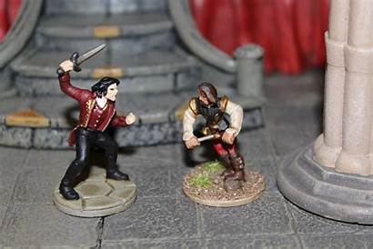 Heroclix Rebase Repaint Conversion Deviantart Miniatures Fantasy