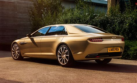 Aston Martin Lagonda Taraf Confirmed for Europe with ...
