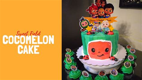 11 919 просмотров 11 тыс. How to make cocomelon cake   Basic Tips and easy steps ...