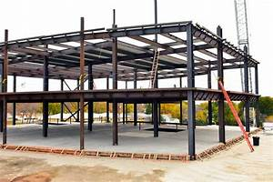 steel construction company in indiana structural steel With all steel building company