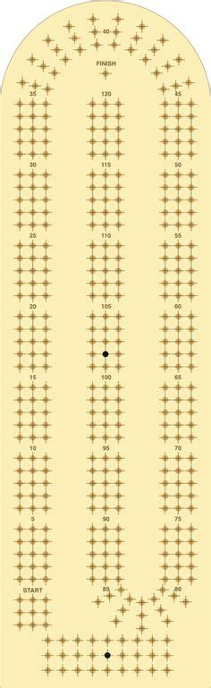 cribbage board template cribbage board template woodworking projects plans
