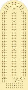 diy cribbage boards on pinterest cribbage board With cribbage boards templates