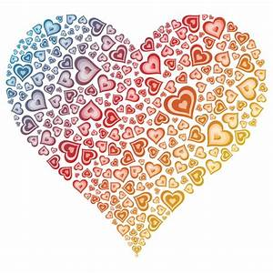 February Hearts Clip Art Clipground