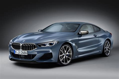 New Bmw 8-series Unveiled In Paris