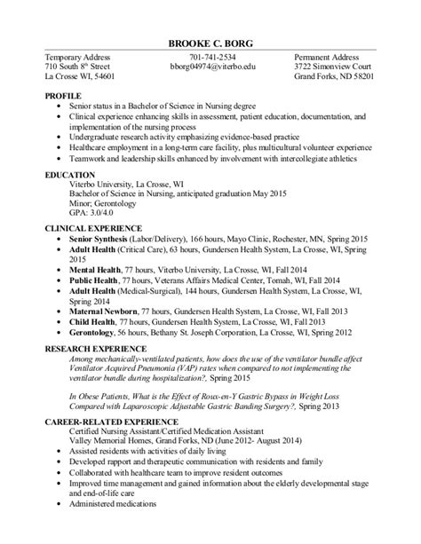 Resume Temporary by Borg Resume