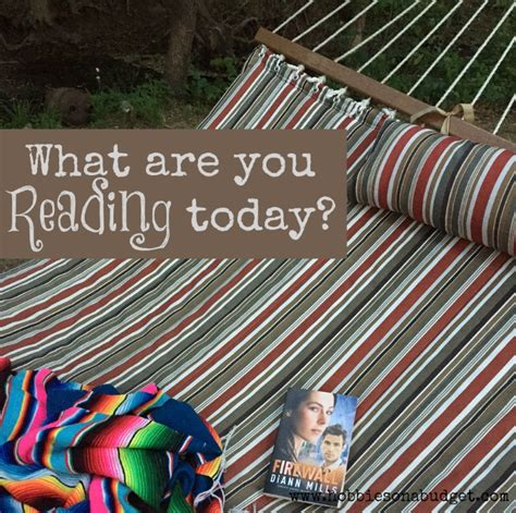 What Are You Reading Today?  Hobbies On A Budget