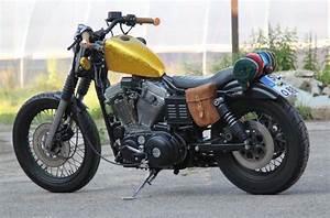 883 Harley Davidson Sportster Custom Painted By Meik Weber