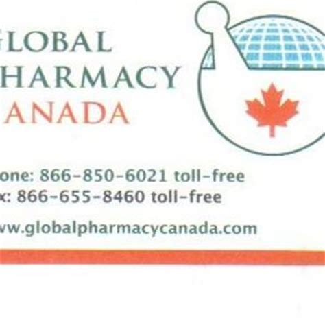 Global Pharmacy by Global Pharmacy Canada Reviews Viewpoints