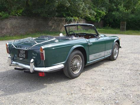 1966 Triumph Tr4a For Sale