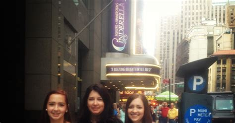 And the people behind this one are hoping for a. Cinderella on Broadway   The Stone Family