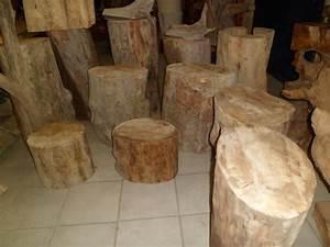 Tronc Bois Flotté : table basse tronc bois flott ~ Dallasstarsshop.com Idées de Décoration