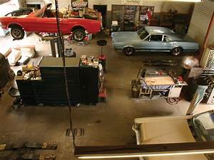 Garage Auto Tours : custom muscle car garages build your own garage hot rod network ~ Gottalentnigeria.com Avis de Voitures