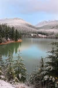Green Lake Whistler Canada