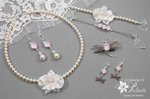 bijoux mariage colliers et accessoires de mariees With parure mariage perle et strass
