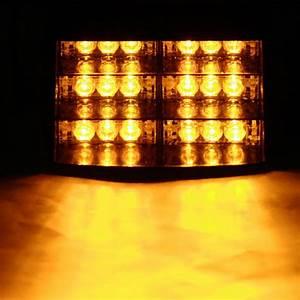 Auto Innenbeleuchtung Auf Led Umbauen : led stroboskoplicht lampe auto gelb innenbeleuchtung 12v dc ~ Kayakingforconservation.com Haus und Dekorationen