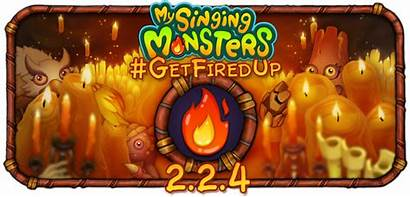Fire Haven Monsters Singing Update Element Hybrids