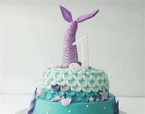 mermaid cakes       sea birthday