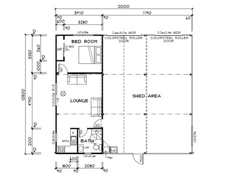 fantastic shed floor plans    swoon home