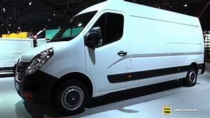2019 Renault Master Cargo Van