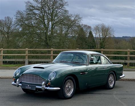 Classic Aston Martin Db5 by 1964 Aston Martin Db5 Coupe For Sale Car And Classic