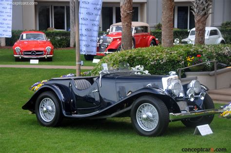 1938 Aston Martin 15/98 Image. Chassis Number J8/776/ls