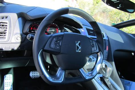 photo ds5 sport chic interieur