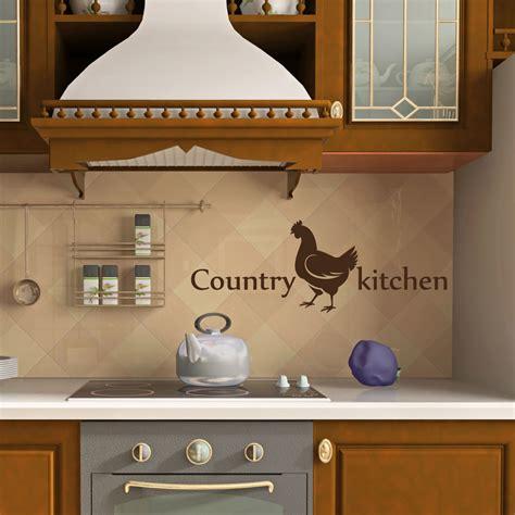 stickers muraux pour la cuisine sticker cuisine de