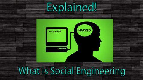 explained   social engineering youtube