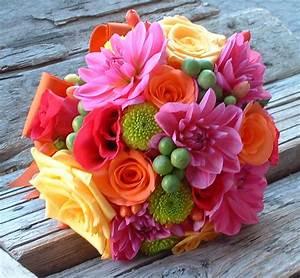 Ideas on summer wedding flowers cherry marry for Flower ideas for wedding
