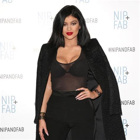 Kylie Jenner: Instagram is a made up world - The ...